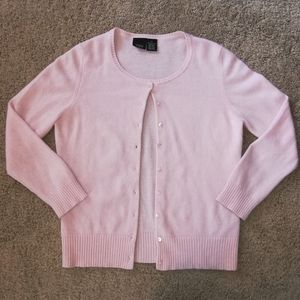 Pale pink Cashmere Sweater